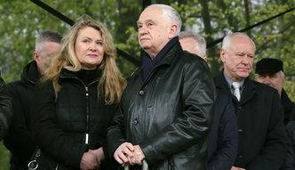 Pikieta przed Sejmem przeciwko ustawie dezubekizacyjnej