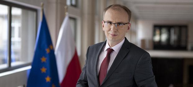 Radosław Domagalski-Łabędzki, prezes KGHM, czeka na wynik przeglądu inwestycji zagranicznych