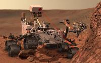 Łazik Curiosity wykrył metan na Marsie