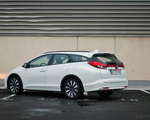 Honda Civic Tourer Sport 1.8 i-VTEC – TEST
