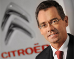 Jean-Marc Gales z Mercedesa dyrektorem generalnym Citroëna
