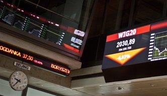 Największy spadek WIG20 od lutego. Orlen głównym winowajcą