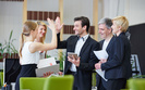 Ocena koniunktury wśród przedsiębiorców coraz bardziej pozytywna