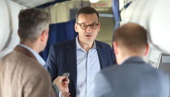 Wyniki niemieckich wyborów cieszą Mateusza Morawieckiego. W rządzie pojawią się sceptyczni wobec Rosji