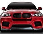 BMW X6 M poprawione przez Vorsteinera