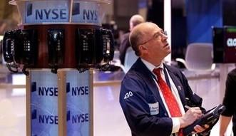 Wall Street: nowe rekordy indeksów. Facebook i Microsoft odbijają w górę