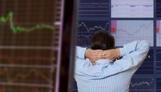 Run na banki, ale inwestorów. Ceny akcji wystrzeliły w górę