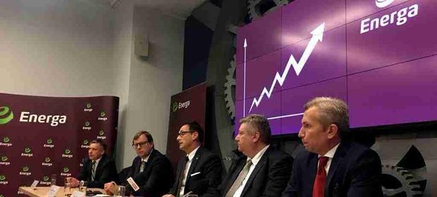 Swoje zastrzeżenia do umów prezes grupy Energa przedstawił na specjalnej konferencji prasowej.