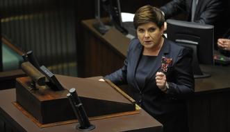 Szydło dziękuje PSL za wycofanie wniosku o wotum nieufności wobec Krzysztofa Jurgiela. Kosiniak-Kamysz zarzuca jej kłamstwo