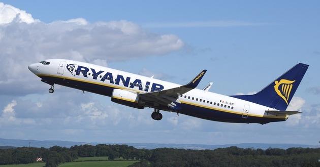Ryanair to obecnie lider na polskim niebie.