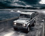 Nowy stary Land Rover Defender