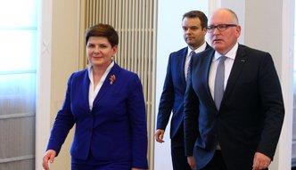 Sankcje UE wobec Polski? Zamiast brnięcia w skomplikowaną procedurę, Unia prędzej przykręci nam kurek z pieniędzmi