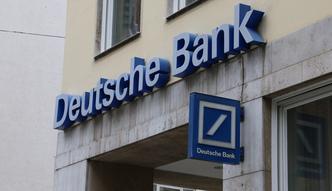 Fundusze wycofują się z Deutsche Banku. Akcje lecą w dół