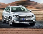 Alltrack, czyli Volkswagen Passat na terenowo