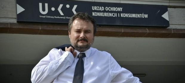 Za kadencji Marka Niechciała przeszukania firm są coraz częstsze.