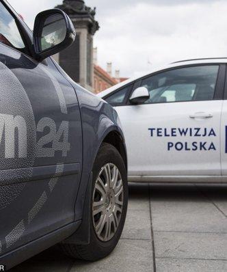 Oglądalność TVN24 bije rekordy dzięki protestom w sprawie sądów. TVP2 i TVP Info daleko w tyle