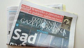 """""""Dziennik Gazeta Prawna"""" zaliczona do zagranicznych marek w materiale promocyjnym w """"Rzeczpospolitej"""""""
