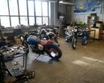 Zimowa promocja na serwis motocykli Triumph