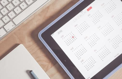 Kiedy inwestować? Sprawdź w kalendarzu!