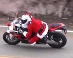 Święty Mikołaj na Mulholland Drive
