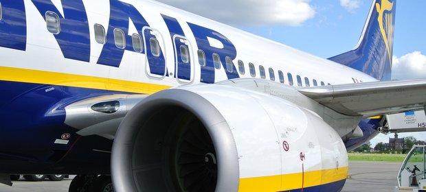 Ryanair do końca października odwoła setki lotów.