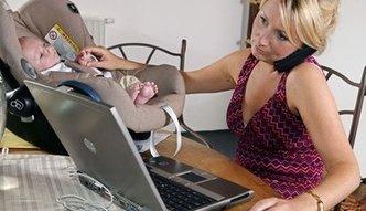Zasiłek macierzyński a działalność gospodarcza. Na co mogą liczyć przedsiębiorcze mamy?