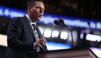 Peter Thiel przekazał ponad 1 mln dolarów na kampanię Trumpa