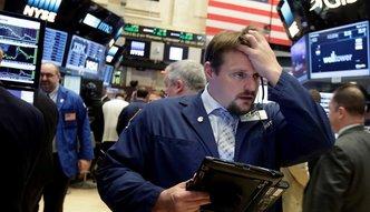 Spadki na Wall Street. Inwestorzy tracą apetyt na ryzyko