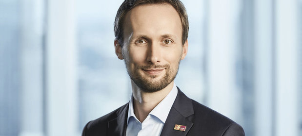 Filip Gorczyca, wiceprezes Alior Banku