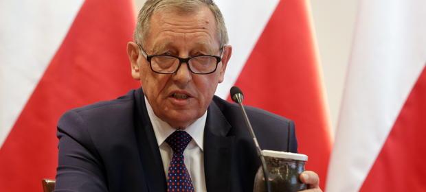 Jan Szyszko, minister ochrony środowiska, zasobów naturalnych i leśnictwa, będzie reprezentował Polskę w Luksemburgu