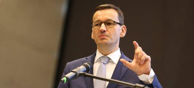 Mateusz Morawiecki, minister rozwoju i finansów