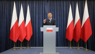 Reforma sądownictwa. Andrzej Duda zawetował ustawy o Sądzie Najwyższym i KRS