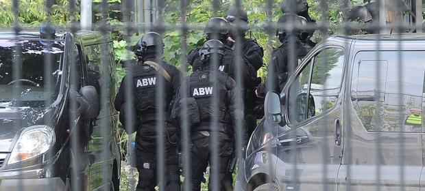 Funkcjonariusze Agencji Bezpieczeństwa Wewnętrznego zatrzymali pięć osób