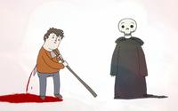 Tylko frajerzy boją się śmierci!