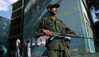 Zamieszki w Wenezueli. UE na razie nie zamierza nakładać sankcji