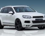 Volkswagen Touareg Hybrid według JE Design