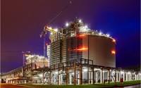 Zbiorniki przygotowane do przyjęcia LNG