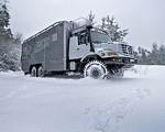 Mercedes Zetros 6x6 dla miłośników polowania