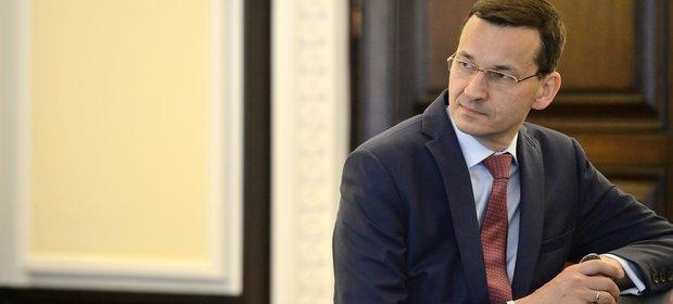 Morawieckiego nie poratuje w tym roku KGHM. Dywidenda jest rekordowo niska.