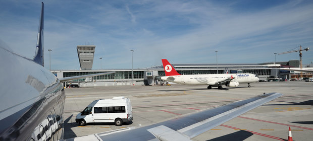 Lotnisko Chopina obsługuje 38 proc. ruchu pasażerskiego w kraju.