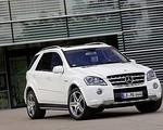 Mercedes ML63 AMG i ML450 CDI wycofane