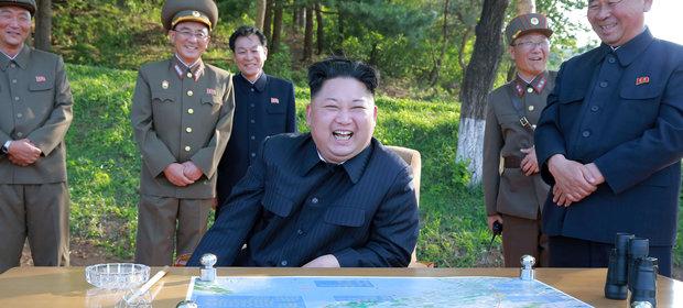 Kim Dzong Un nie robi sobie nic z ostrzeżeń. Testuje bombę wodorową.