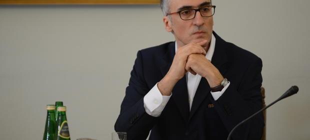 Emil Marat, były doradca zarządu Amber Gold