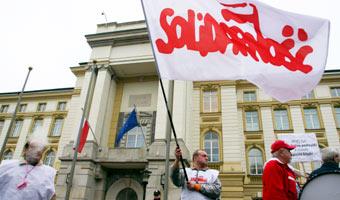 Solidarność ma swoje sposoby na kryzys