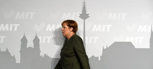 Wszystko wskazuje na to, że Angel Merkel zmierza po kolejne zwycięstwo w wyborach.