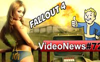 VideoNews #72 - 16 GB Pamięci w Kartach NVIDIA, Nowości w iOS 9 i Fallout 4