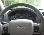 Jeep Commander  - niewypał?