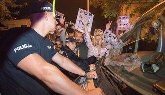 2,5 mln zł kosztowało zabezpieczenie protestów w sprawie sądów. To cena za szybkie procedowanie prawa