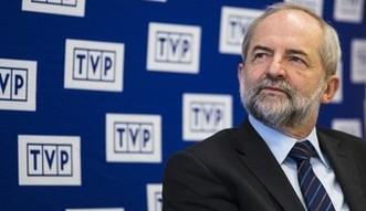 Juliusz Braun wzywa Krzysztofa Czabańskiego do wydobycia sprawozdania z działalności TVP