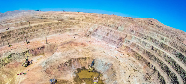 Chilijska kopalnia Sierra Gorda wciąż przynosi straty grupie KGHM.